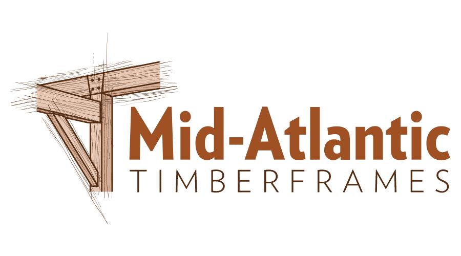 Mid-Atlantic Timberframes Logo Vector