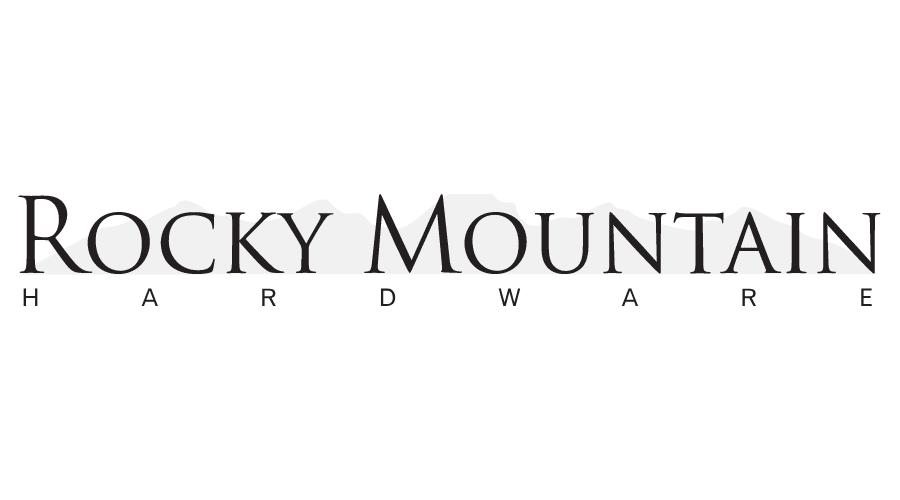 Rocky Mountain Hardware Logo Vector