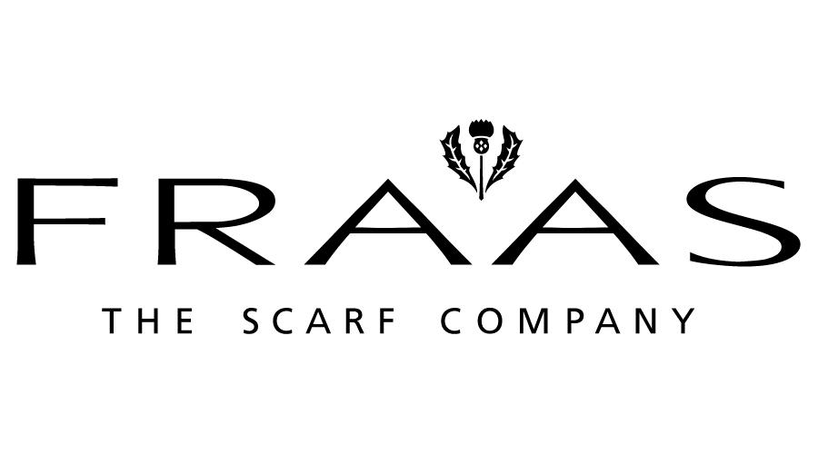 FRAAS – The Scarf Company Logo Vector