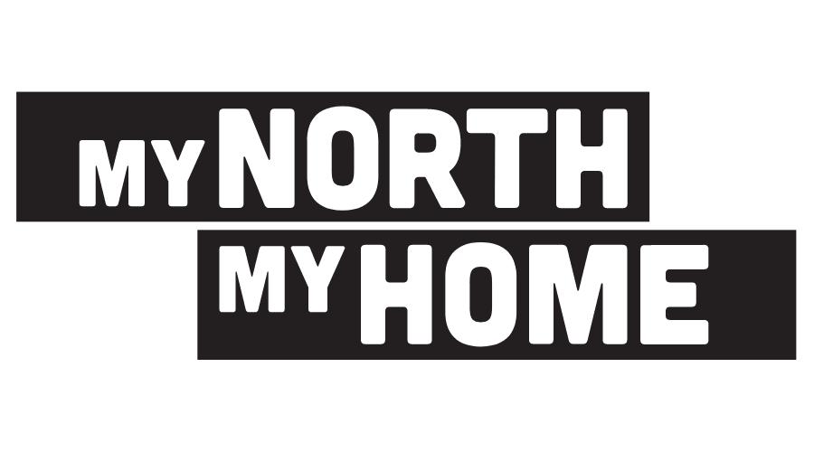 My North My Home Logo Vector