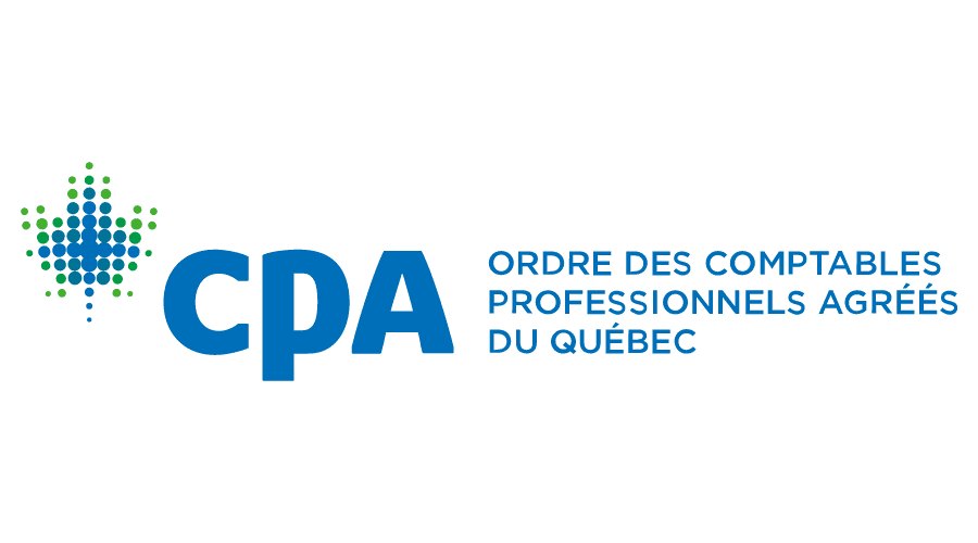 Quebec CPA Order | Chartered Professional Accountants Logo Vector