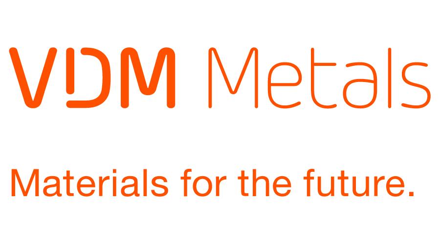 VDM Metals GmbH Logo Vector