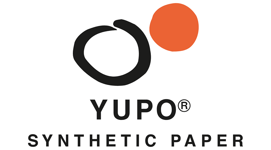 Yupo Synthetic Papers Logo Vector