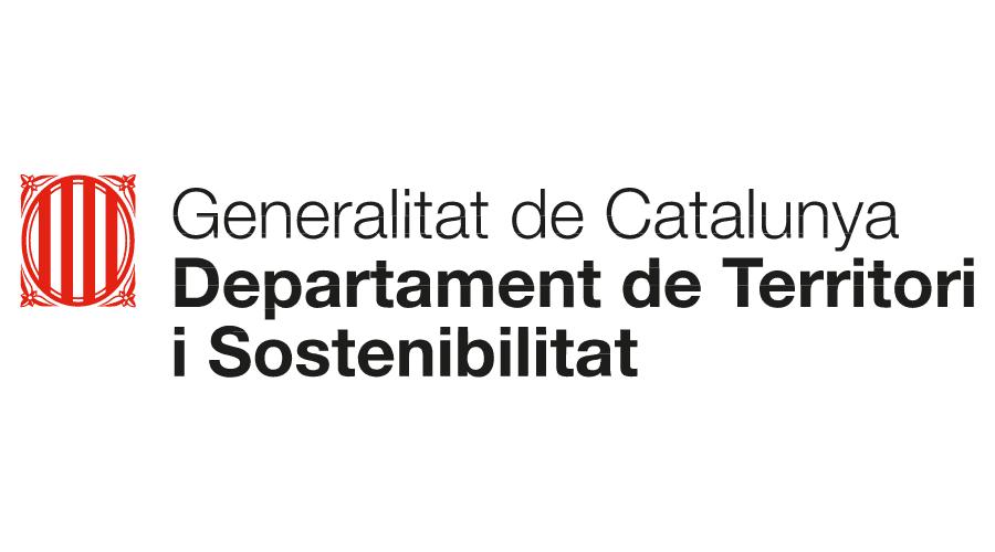 Generalitat de Catalunya Departament de Territori i Sostenibilitat Logo Vector
