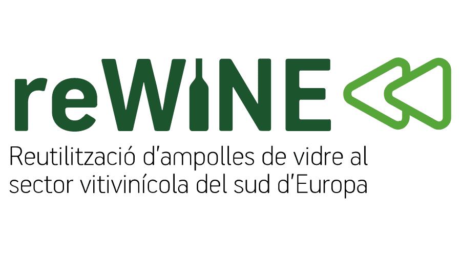 reWINE Project Logo Vector