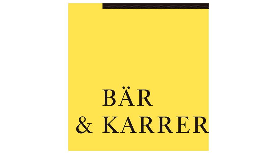 Bär & Karrer Ltd Logo Vector