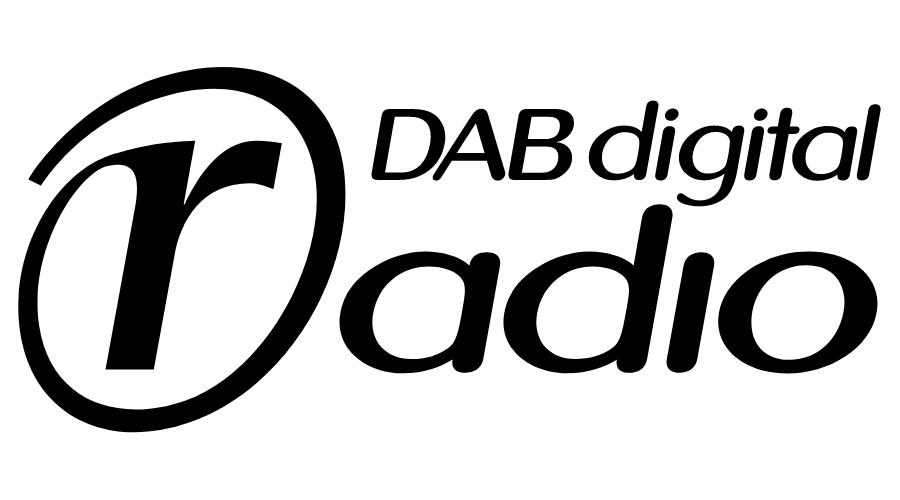 DAB Digital Radio Logo Vector