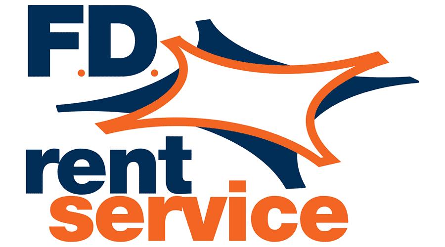 F.D. Rent Service S.r.l. Logo Vector