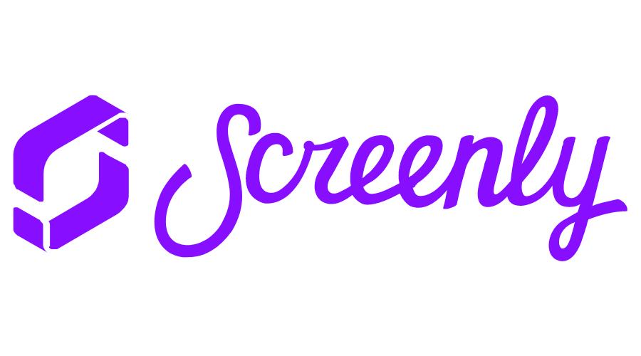 Screenly, Inc. Logo Vector