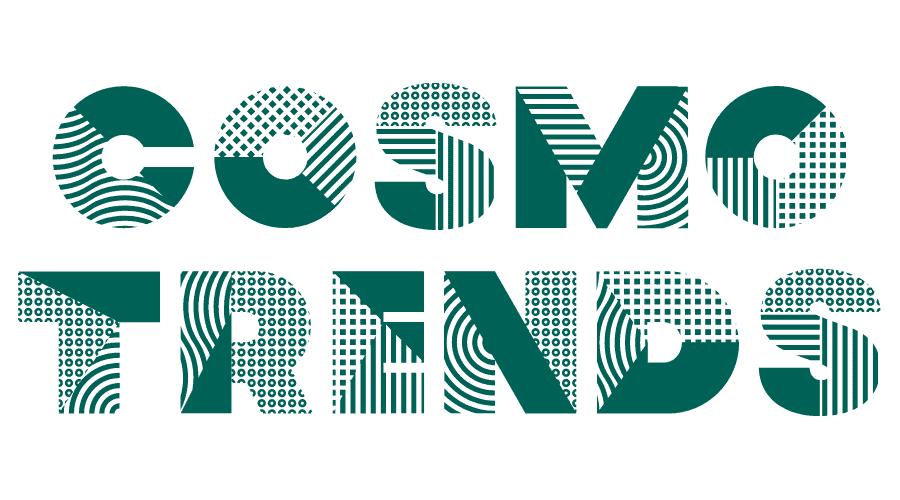 CosmoTrends Logo Vector