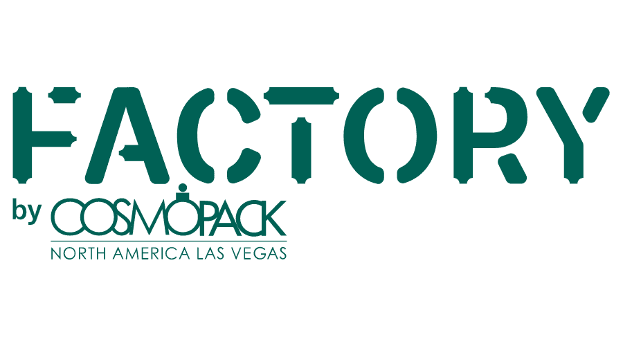 Factory by Cosmopack North America Las Vegas Logo Vector