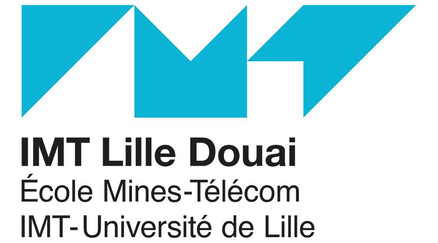 IMT Lille Douai Logo Vector