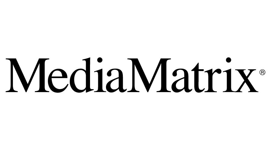 MediaMatrix Logo Vector