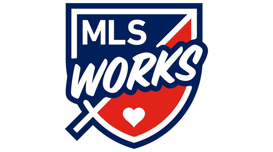 MLS WORKS Logo Vector
