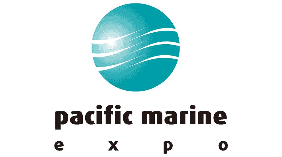 Pacific Marine Expo Logo Vector
