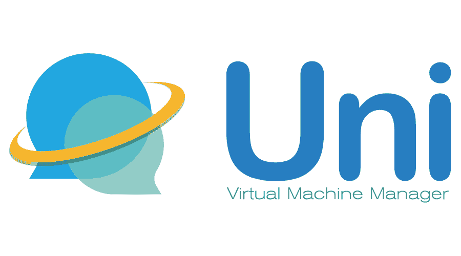 Uni Virtual Machine Manager Logo Vector