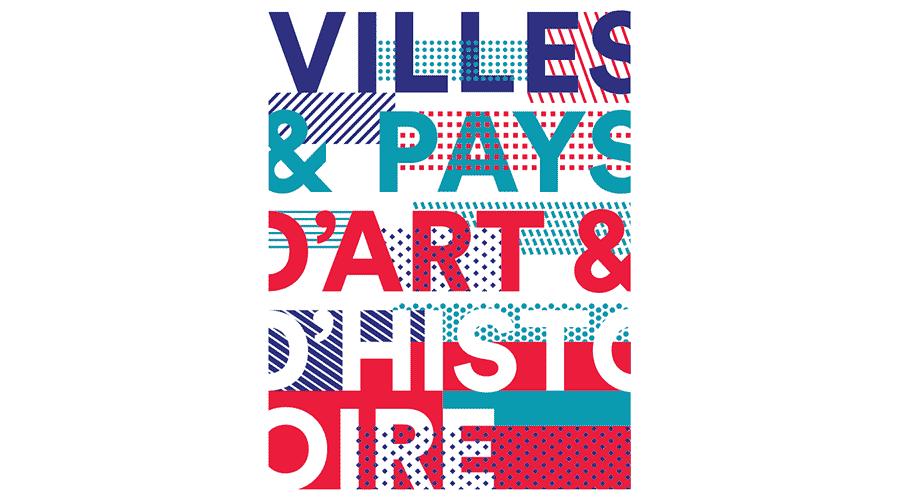 Villes & Pays d'art et d'histoire Logo Vector