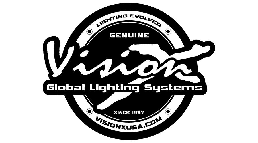 Vision X USA Global Lighting Systems Logo Vector