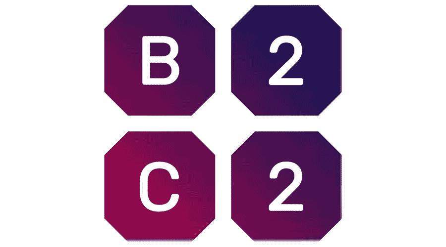 B2C2 OTC Ltd Logo Vector