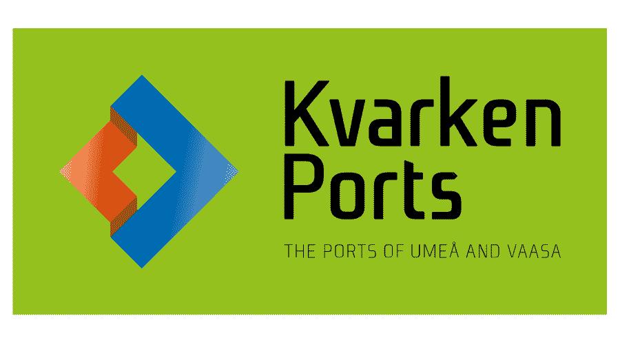 Kvarken Ports Logo Vector