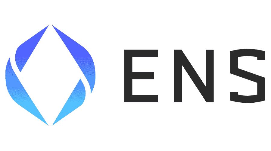 Ethereum Name Service (ENS) Logo Vector - (.SVG + .PNG) -  SearchVectorLogo.Com