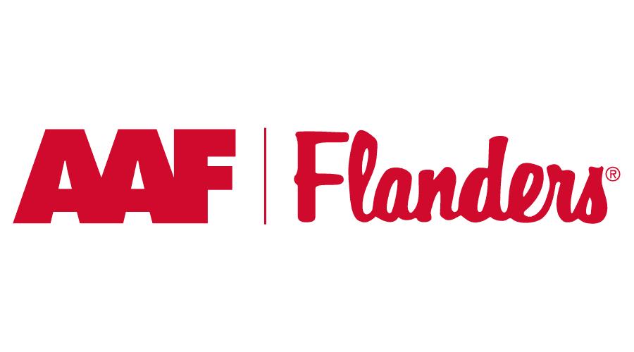AAF Flanders Logo Vector