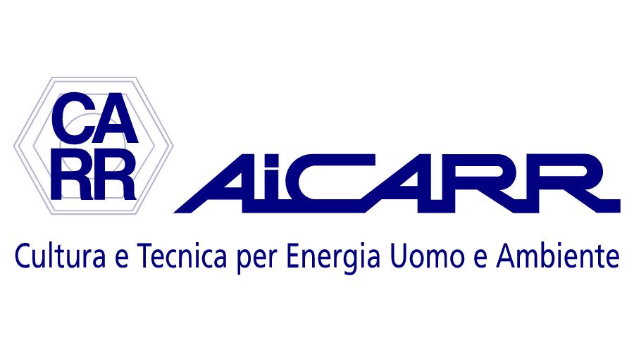 Associazione Italiana Condizionamento dell'Aria Riscaldamento e Refrigerazione (AiCARR) Logo Vector