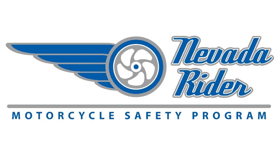 Nevada Rider Motorcycle Safety Program Logo Vector