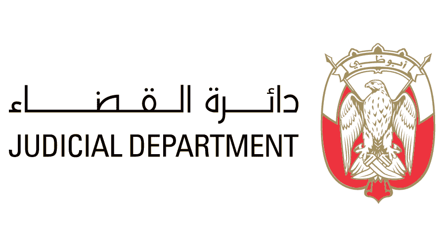 Abu Dhabi Judicial Department (ADJD) Logo Vector