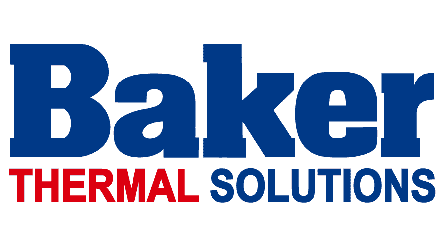 Baker Thermal Solutions Logo Vector