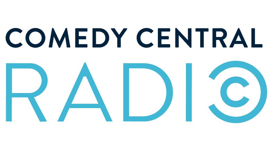 Comedy Central Radio Logo Vector