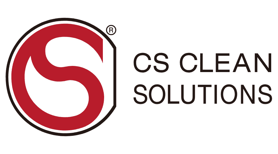 CS Clean Solutions Logo Vector