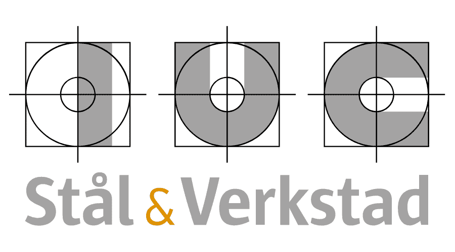 IUC Stål and Verkstad Logo Vector