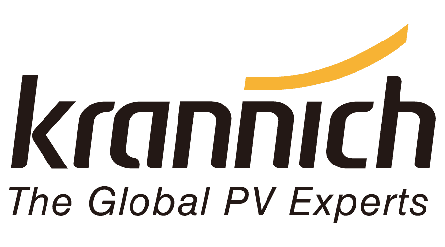 Krannich Solar Logo Vector