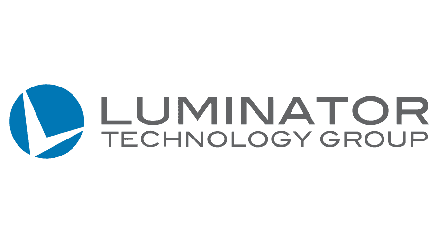 Luminator Technology Group Logo Vector
