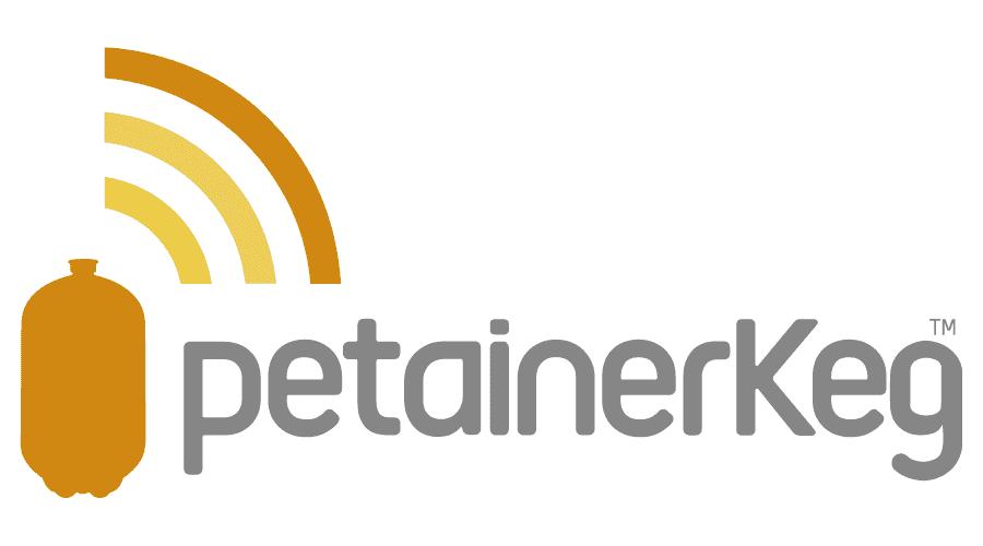 Petainer Keg Logo Vector