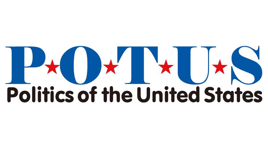 POTUS Politics of the United States Logo Vector