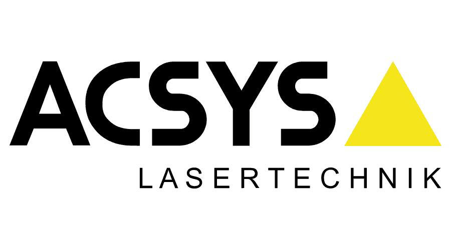 ACSYS Lasertechnik Logo Vector