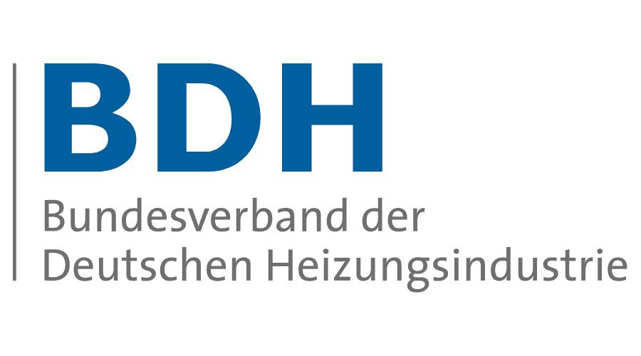 Bundesverband der Deutschen Heizungsindustrie e. V. (BDH) Logo Vector