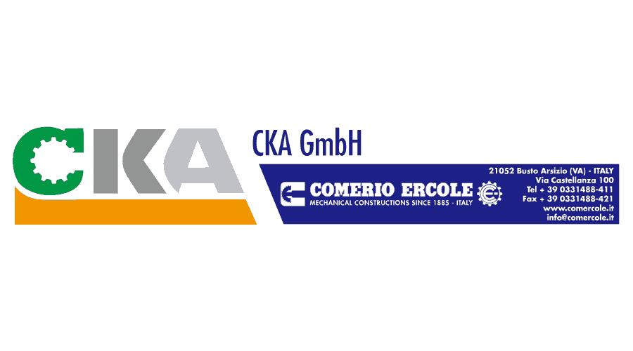 CKA GmbH Logo Vector