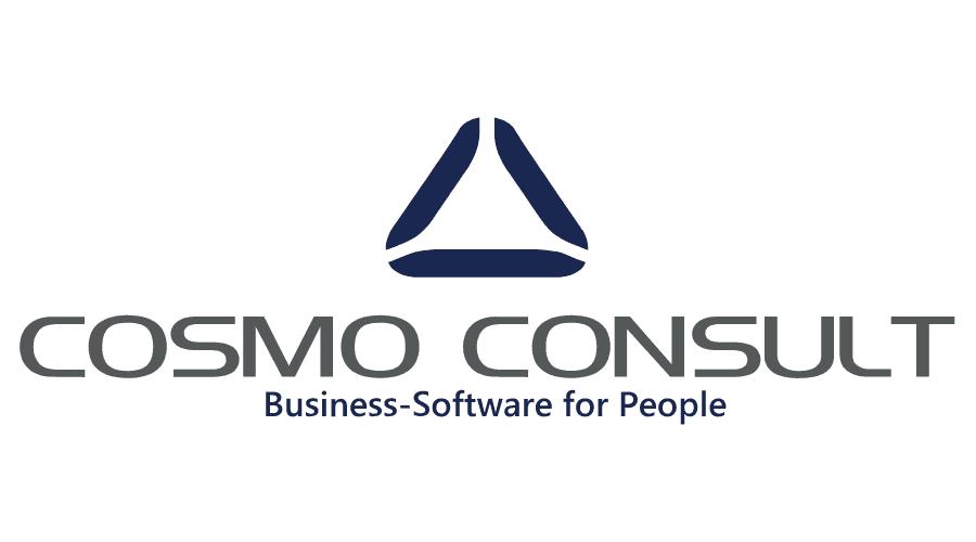 COSMO CONSULT Logo Vector