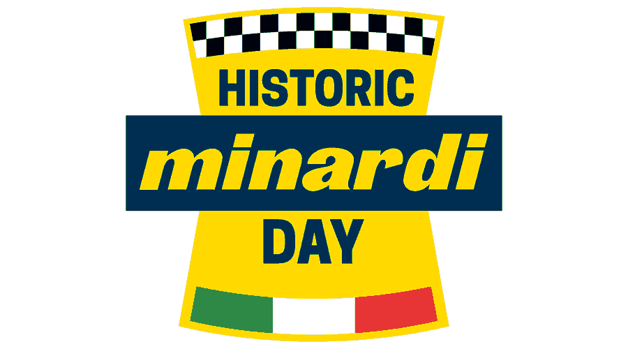 Historic Minardi Day Logo Vector