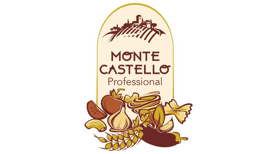 Monte Castello Professional Logo Vector