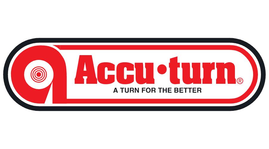 Accu-turn Logo Vector