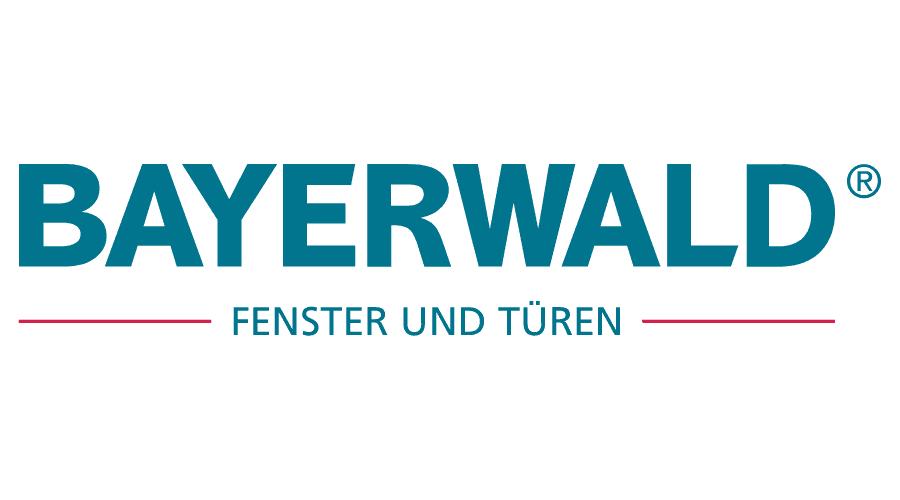 Bayerwald Fenster und Haustüren Logo Vector