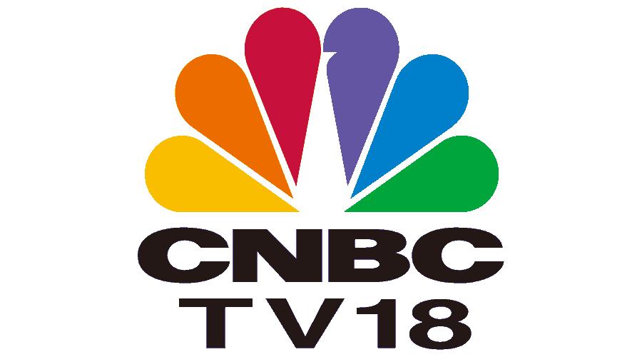 CNBC TV18 Logo Vector