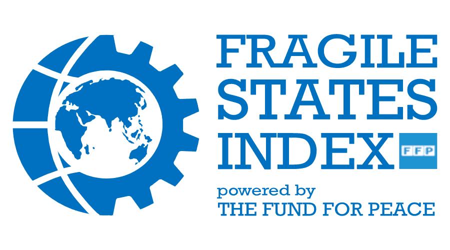 Fragile States Index Logo Vector