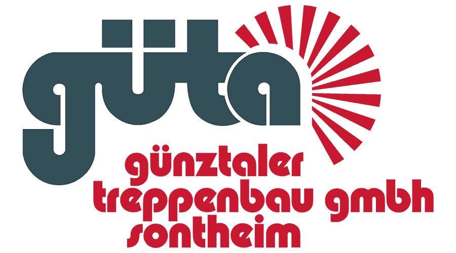Güta – Günztaler Treppenbau GmbH Sontheim Logo Vector