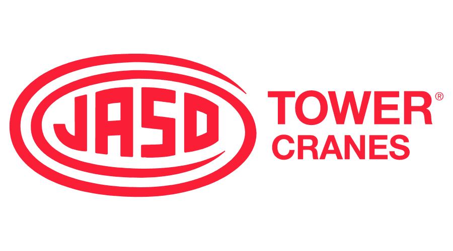 JASO Tower Cranes Logo Vector