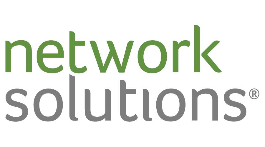 Network Solutions, LLC Logo Vector